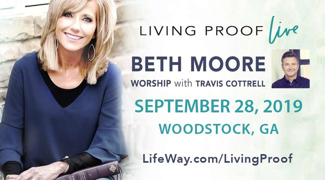 Womens Ministry – Beth Moore Simulcast
